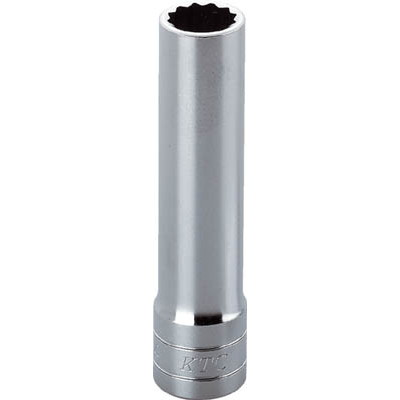 【ラッピング無料】京都機械工具(KTC) KTC 12.7sq.ディープソケット(十二角)35mm B4L35W