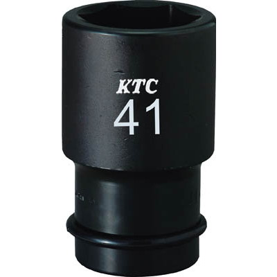 京都機械工具(KTC) KTC 25.4sq.インパクトレンチ用ソケット(ディープ薄肉)46mm BP8L46TP