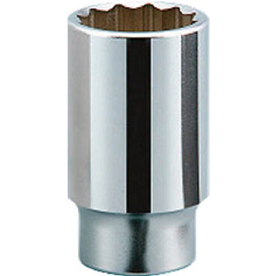 京都機械工具(KTC) KTC 57mm 19.0sq.ディープソケット(十二角) B4557 KTC 57mm B4557, 中商株:a94e4cc4 --- mail.ciencianet.com.ar
