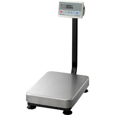 エー・アンド・デイ A&D デジタル台はかりポール付き計量皿寸法390×530mm FG150KAL