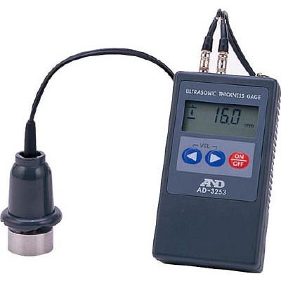 エー・アンド・デイ AD3253 A&D A&D 超音波厚さ計測定範囲2.0~200mm AD3253, カガワグン:a0b454c8 --- mail.ciencianet.com.ar