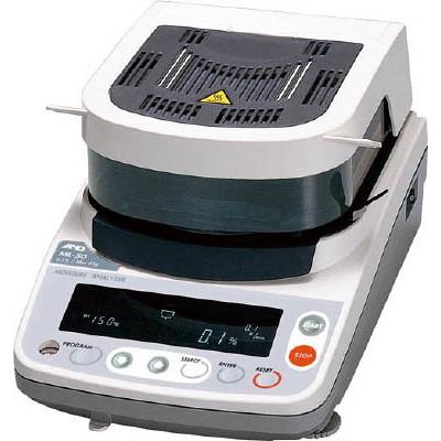 エー・アンド・デイ A&D 加熱乾燥式水分計 最小質量表示0.005g ML50