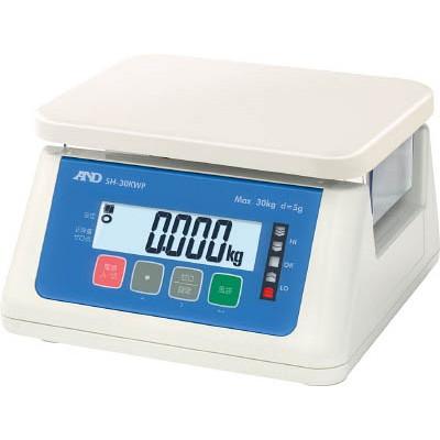 エー・アンド・デイ A&D デジタル防水はかり 30Kg SH30KWP