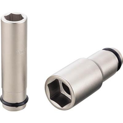 作業用品 ソケットレンチ インパクト用ソケット TONE TONE インパクト用超ロングソケット 32mm 4NV32L100 4NV-32L100