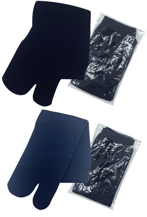 【送料無料】(北海道・九州・沖縄・離島は除く)タビックス黒・紺 踵付き 500足 使い捨てタビ インナー・下着・ナイトウエア・その他
