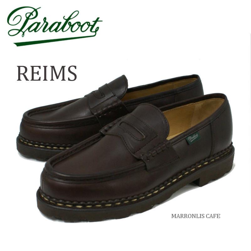 PARABOOT REIMS パラブーツ ランス シューズ ローファー 099413 メンズ 靴 ブラウン