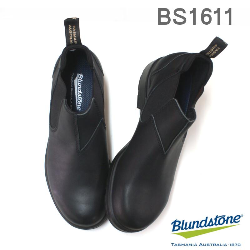ブランドストーン Blundstone サイドゴアローカットブーツ BS1611089 ボルタンブラック