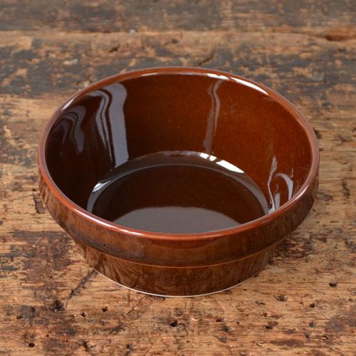 HASAMI BLOCK BOWL MINI BROWN (SEASON1)