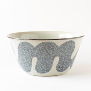 MONOHARA KURAWANKA Collection 25cm BOWL BLUE)