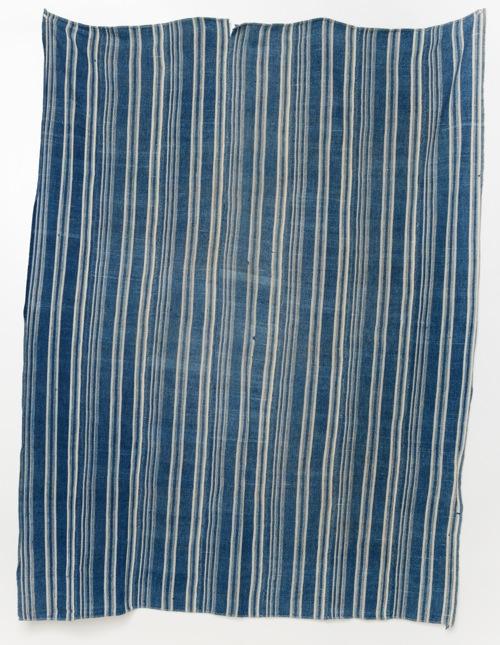 ブルキナファソ モシ族藍染め 古布