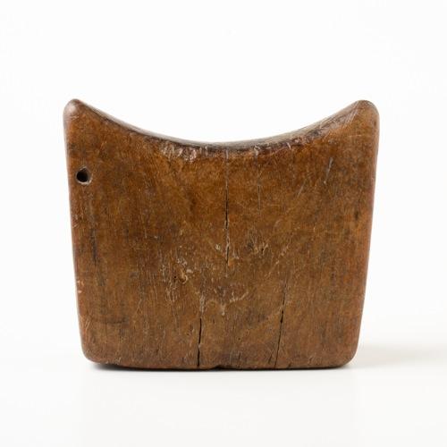 エチオピア グラゲ 木枕