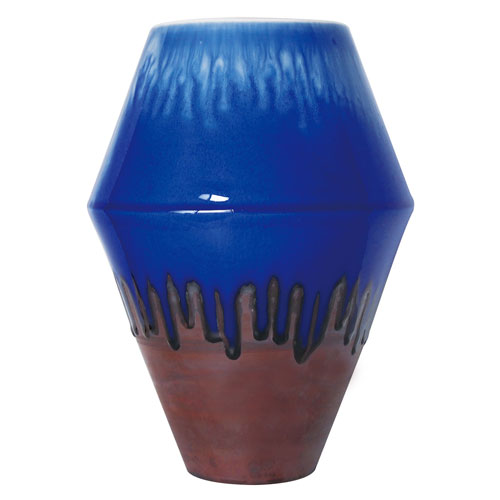 HASAMI タンクキャンドルカバー L ブルー