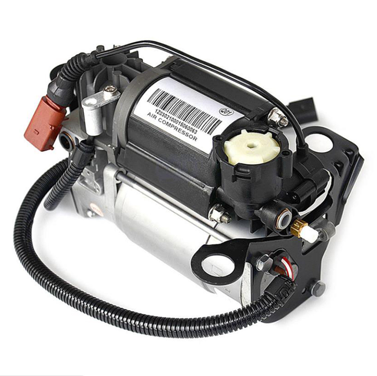 アウディ エアサスコンプレッサー エアポンプ A6 S6 (2004-2011) 4F C6 型 エアサスペンション 4F0616005 4F0616006
