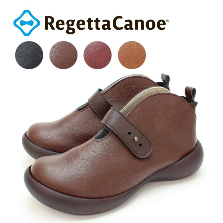RegettaCanoe -リゲッタカヌー-CJFS-6816 フィールドシューズタイプ Vカットデザインシューズ