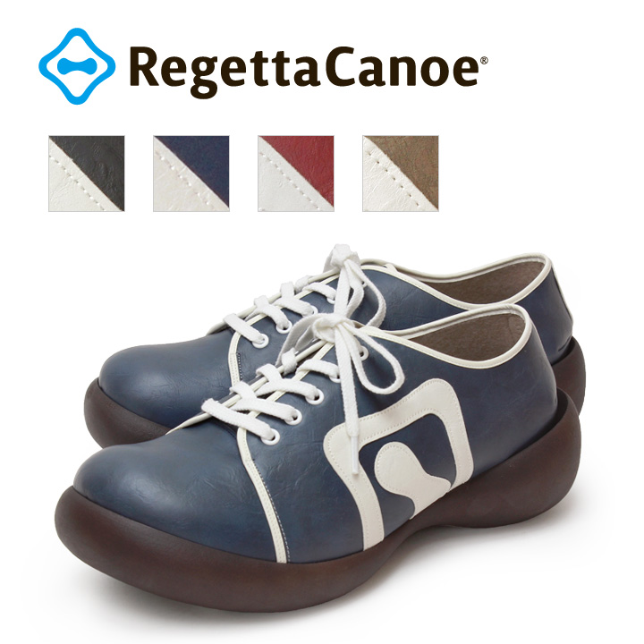 RegettaCanoe-リゲッタカヌー-CJFS-6901 フィールドシューズ クラシックスニーカー / メンズ