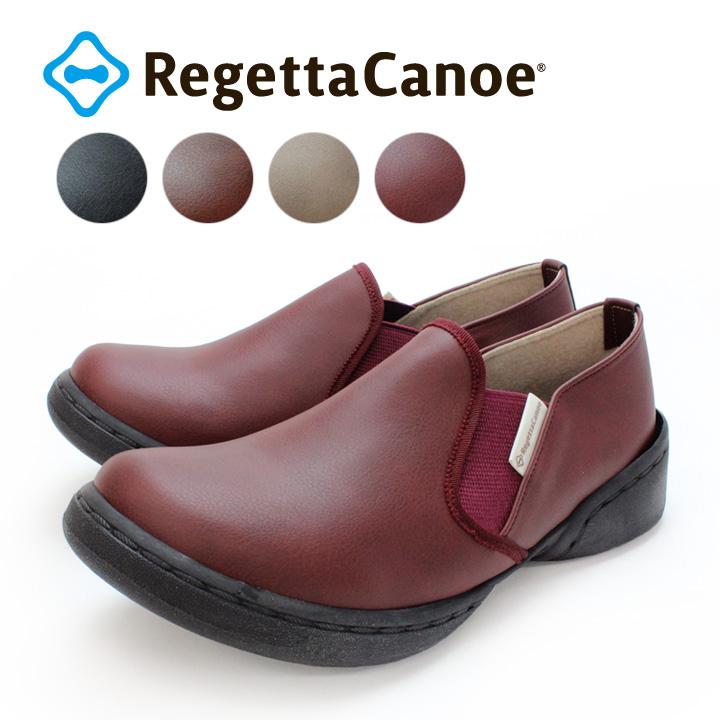 RegettaCanoe -リゲッタカヌー-CJSR-7201 ステイバラウンド カジュアルスリッポンシューズ