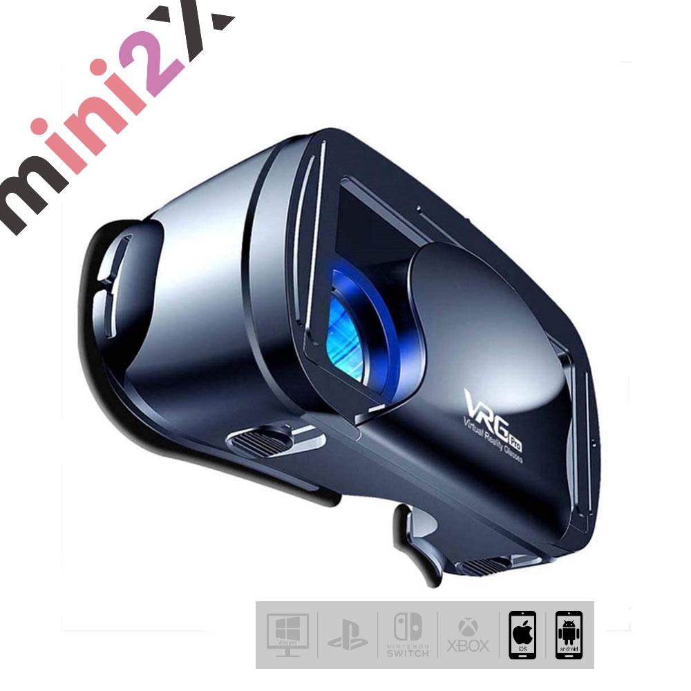 mini2x VRヘッドセット 3D 別倉庫からの配送 VRゴーグルメガネ メガネ めがね スマートフォン 携帯 スマートホン ギフト プレゼント 贈り物 贈答品 誕生日 誕生日プレゼント 送料無料 高品質 VR ヘッドセット Samsung ヘッドマウント 映画 ゲーム など5~7.0インチまで対応 Android HUAWEI オンラインショッピング 迫力 VR体験 ゴーグル VRゴーグル iOS バーチャルリアリティ アイフォン 仮想現実 Galaxy アンドロイド iPhone