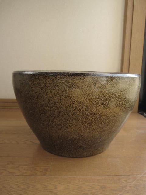 信楽焼きの技の逸品 本物の手作りの一品 水鉢 めだか鉢 信楽焼き睡蓮鉢 正規品送料無料 限定特価