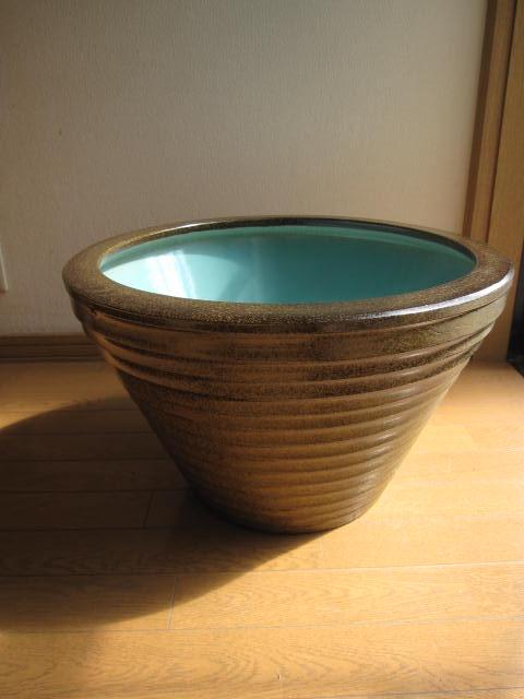 輝く高品質な 信楽焼き水鉢 金ソバSA-9(16号) 睡蓮鉢 水鉢 水鉢 送料無料 送料無料, JCCショップ:9c9b1def --- hortafacil.dominiotemporario.com