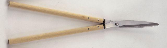 送料無料刈りこみ鋏笹型刈込鋏  7寸