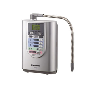 松下 TK7208P S 健康與鹼性水是最重要的。
