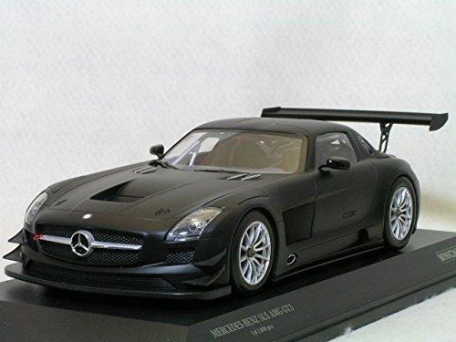 人気 ミニチャンプス 1 AMG/18 マットブラック メルセデス ミニチャンプス ベンツ SLS AMG GT3 ストリート/ マットブラック, 持久走駆け足のニッセンスポーツ:216f039c --- canoncity.azurewebsites.net