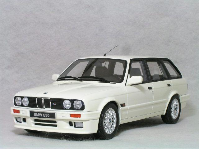 【高額売筋】 OTTO モデルス 1 ホワイト/18 スケール BMW 325i アルパイン ( E30 ツーリング ) ツーリング M パッケージ/ アルパイン ホワイト, むらげん:67c43454 --- mag2.ensuregroup.ca