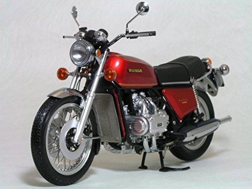 ミニチャンプス 1/12 ホンダ GL1000 ゴールドウイング / 1975年 キャンディー レッド