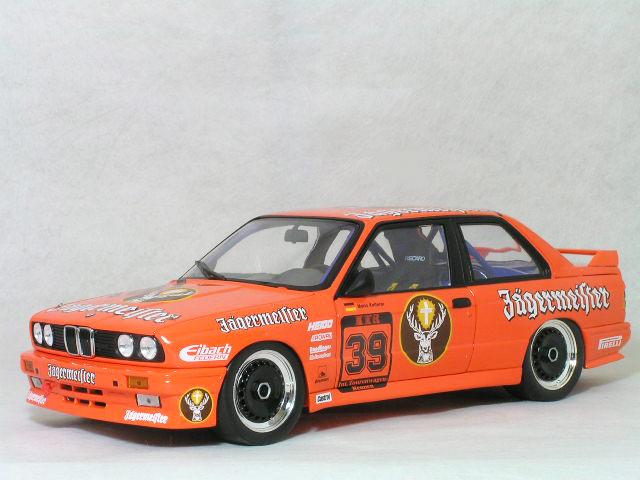 ミニチャンプス 1/18 BMW M3 ( E30 ) 1988年 DTM イエガーマイスター #39, ポタジェガーデン:b42647fb --- katoweb.jp
