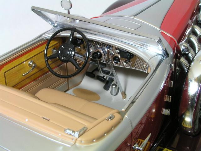 ミニチャンプス 1/18 デューセンバーグ モデル トーピド ディスアペアリング トップ コンバーティブル クーペ 1929 ブラックホーク ミユージアム コレクション