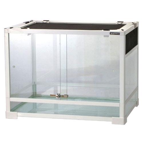 【送料無料】サンコー パンテオン ホワイト WH6045(爬虫類・昆虫用飼育ハウス)【10P08Feb15】