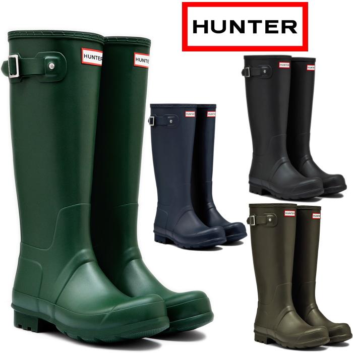 ハンター レインブーツ メンズ HUNTER Mens Original Tall Rain Boots MFT9000RMA オリジナル トール ブーツ 長靴 防水 ラバーブーツ 正規品 送料無料 2018春夏新作