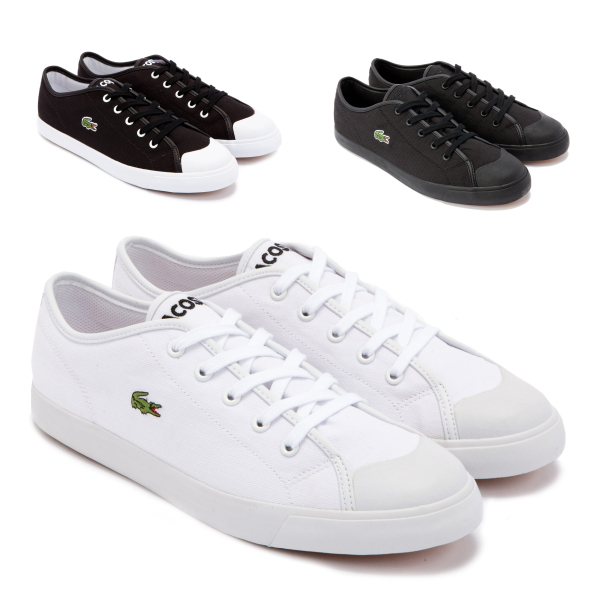 1b7a160cce40f minimonkey  From Lacoste sneakers mens Womens LACOSTE SHORE COLS  M1008T   NY staple color shoes shoes men s ladies sneaker this am