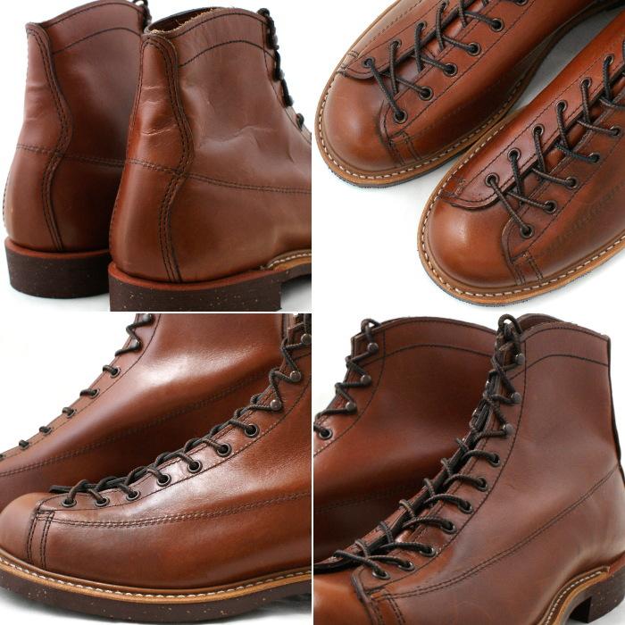 红翅膀正规的物品RED WING 2996 Lineman Boots WIDE PANEL LACE TO TOE店铺限定型号[CIGAR]线人工作长筒靴红翅膀REDWING BOOTS红·翅膀men's boots