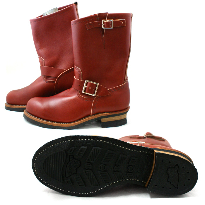 红翼鹰红翼 8271 工程师靴存储限量版 [ororasset] 工程师靴工作靴红翼红靴红翼男靴