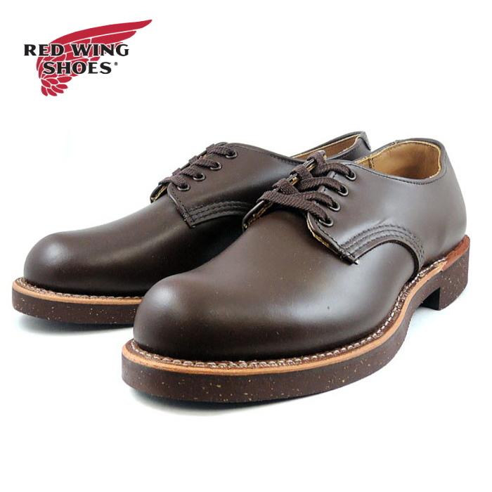 レッドウィング フォアマン オックスフォード 正規品 RED WING 8050 FOREMAN [チョコレート] メンズ ブーツ ワークブーツ 短靴 送料無料【交換片道送料無料】【純正ケア用品付】