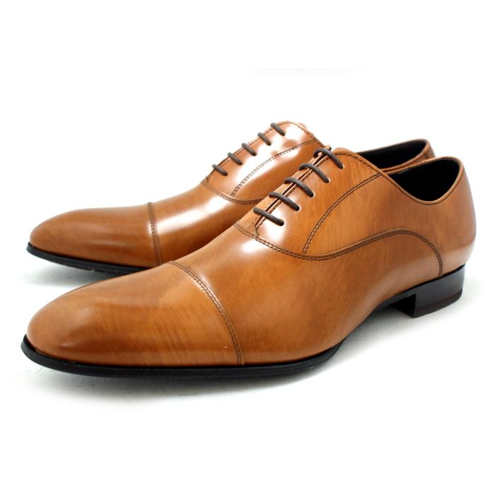 リーガル 靴 メンズ ビジネスシューズ ストレートチップ 本革 内羽根 REGAL 011R 〔ブラウン〕 メンズ ビジネスシューズ 日本製 business shoes men's