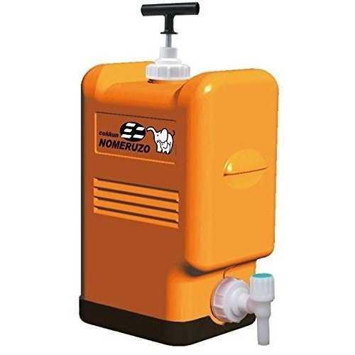 非常用ポリタンク型浄水器「コッくん飲めるゾウ ミニ」<ミヤサカ工業>
