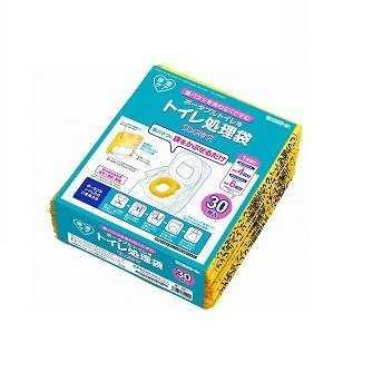 トイレ処理袋 ワンズケア YS-290 30枚入 <総合サービス>