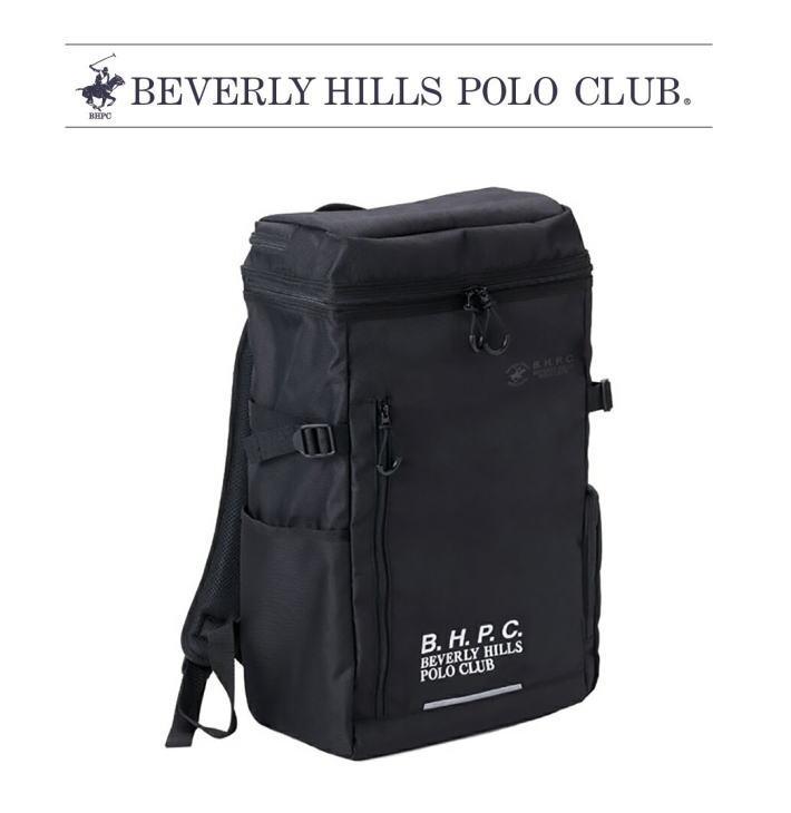 ビバリーヒルズポロクラブ スクエアーバッグ BP-14 教科書仕切り付き スクールデイパック リュック スクールバッグ スクールリュック バッグ 学生 中学生 通学バッグ