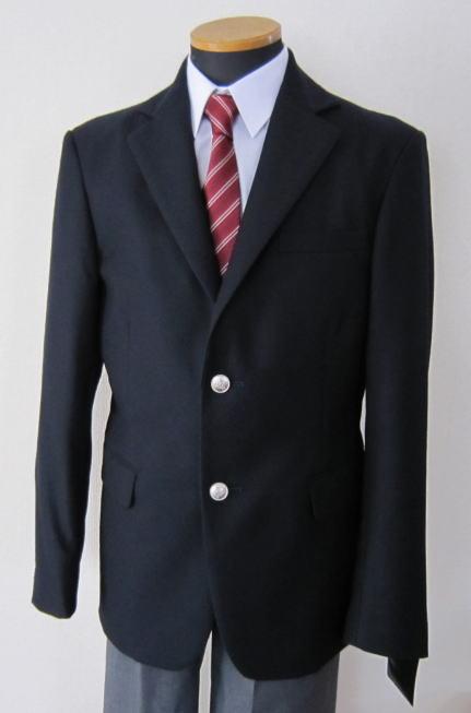 スクール紺ブレザー(男子用) ベンクーガー学生服