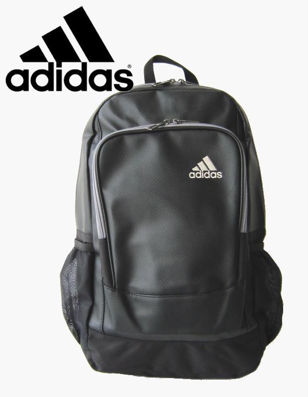 d23524c047a9 adidas アディダス デイパック/リュックサック/ACE/通学鞄 ブラック×シルバーメタリック