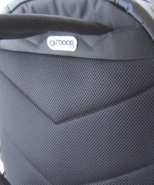 OUTDOOR デイパック 合皮ラウンド型リュック 入学祝 リュック バッグ 学生 中学生 高校生 通学鞄 通学バッグ スクールリュック スクールバッグ 大容量32L アウトドアOPkn08w