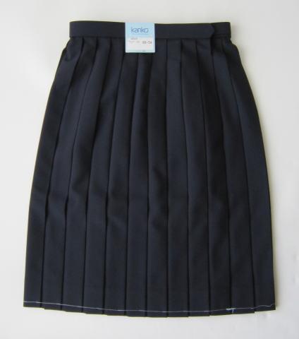 夏用 スカート アイテム勢ぞろい 紺 カンコーポリエステル80% ストア レーヨン20% KANKO