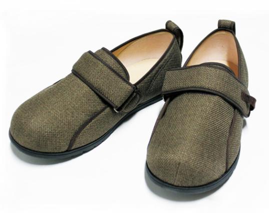 オルトα布タイプ 片足販売 セールSALE%OFF 履きやすくて使い易いカジュアル仕様 装具やシューホンを装着されている方に快適な履き心地 オルトα 売店 布タイプ 片足販売可 外反母趾 装具 軽量 シューホン
