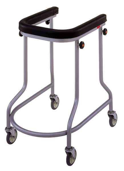 固定式歩行器アルコー3型[代引き不可][20%OFF][星光医療器][アルコー][歩行器]