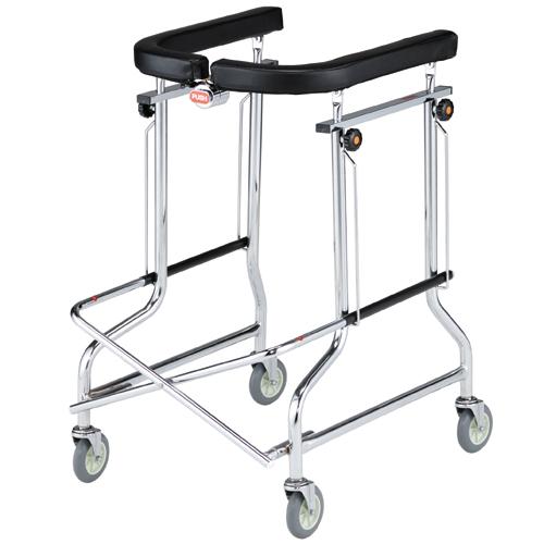 折りたたみ歩行器アルコー1型[代引き不可][20%OFF][星光医療器][アルコー][歩行器]