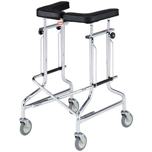 折りたたみ歩行器アルコー1S型[代引き不可][20%OFF][星光医療器][アルコー][歩行器]