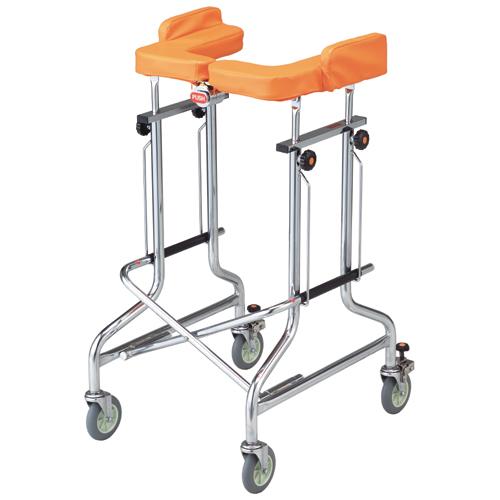 折りたたみ歩行器アルコー1G-T型[代引き不可][20%OFF][星光医療器][アルコー][歩行器]
