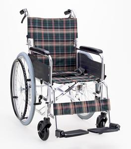 セレクト50(自走式) マキライフテック車椅子[50%OFF!!][半額][送料無料][自走式]